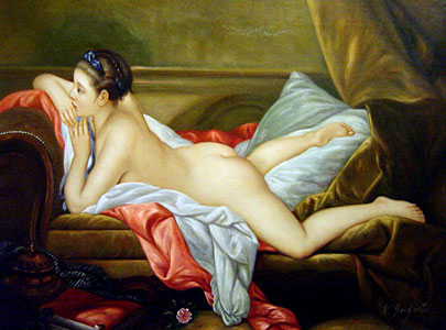 Boucher nude on sofa please where