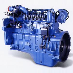 9L NATURAL GAS ENGINE