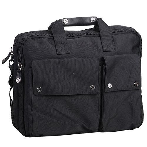 Black Micro  laptop bag