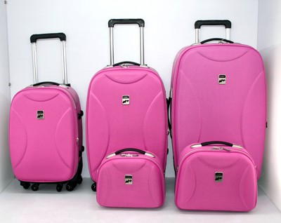 Pink Luggage Bag | Luggage And Suitcases