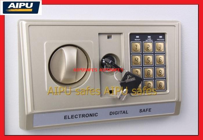 Electronic safes digital safe box / D-30N-1317