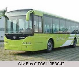 City Bus GTQ6113E3GJ2
