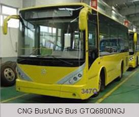 CNG Bus/LNG Bus GTQ6800NGJ