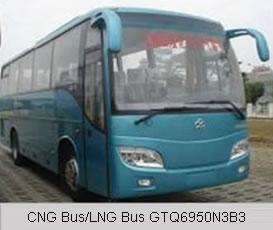 CNG Bus/LNG Bus GTQ6950N3B3
