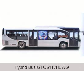 Hybrid Bus GTQ6117HEWG