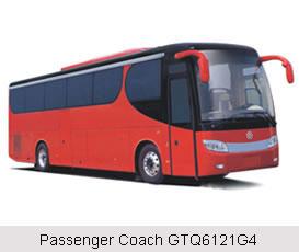 Passenger Coach GTQ6121G4