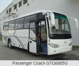 Passenger Coach GTQ6805G