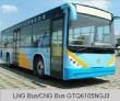 LNG Bus/CNG Bus GTQ6105NGJ3