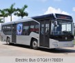 Electric Bus GTQ6117BEB1