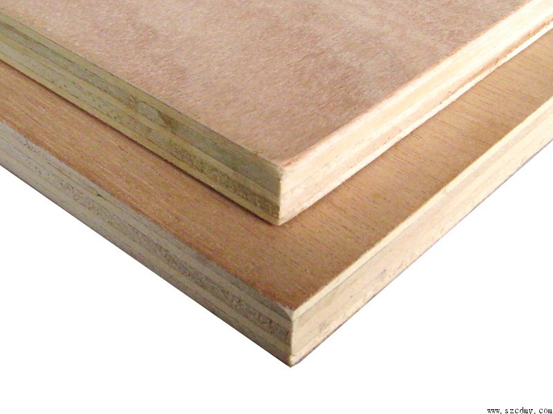 Okoume Plywood Timber Sheet