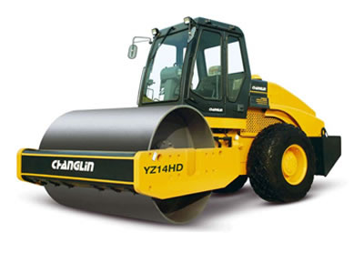 Road Roller YZ14HD