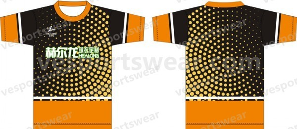 Anti-Pilling customized t shirts sublimated
