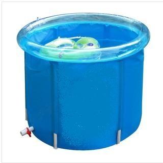 Baby swim bucket
