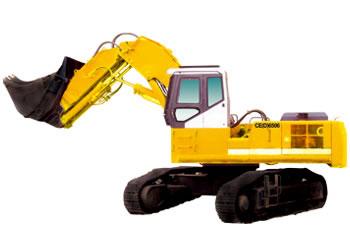 CE6506 Hydraulic Excavator
