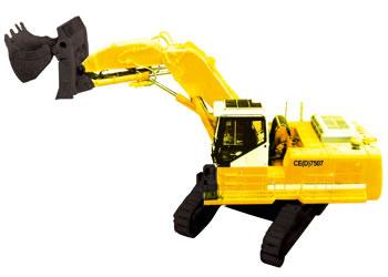 CE7507 Hydraulic Excavator