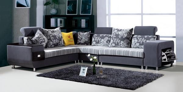 Unique Design Comfortable Fabric Sofa Manufacturersunique