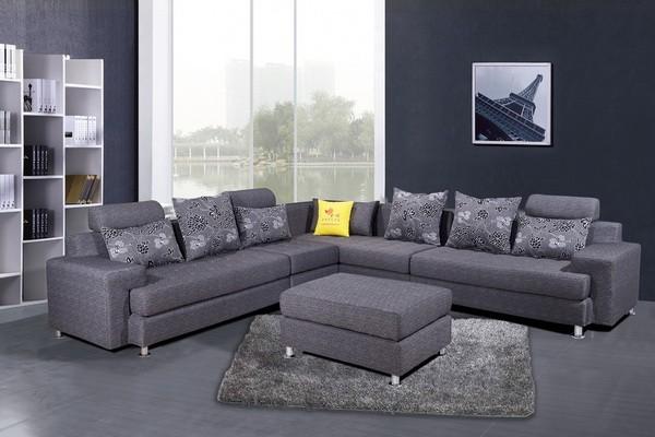 Unique Design Comfortable Fabric Sofa