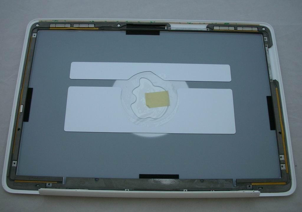 Macbook A1342 front bezel ( A case )