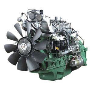 CA6SF2 Natural Gas Diesel Engine (CNG Engine)