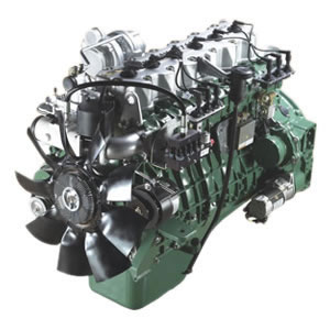 CA6SL1 Natural Gas Engine (CNG Engine)