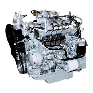 4DW(E3) Diesel Engine