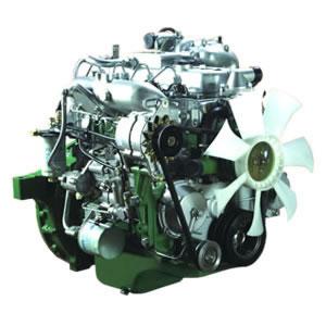 4DX Diesel Engine