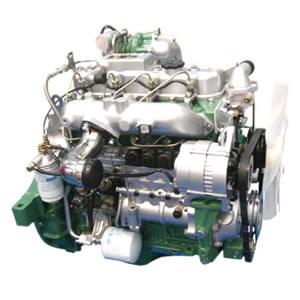 4DX(E3) Diesel Engine