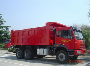 Cab-Over-Engine truck 6*4