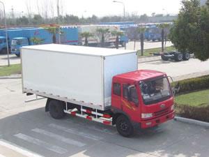 Dry Cargo Container(Aluminium Honeycomb)