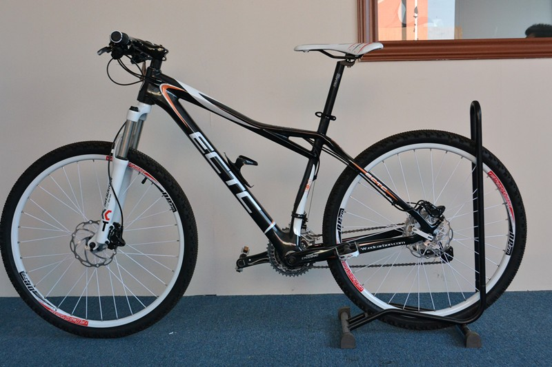 ECTC-EFM01-C carbon complete mountain bicycle