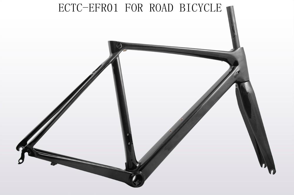 ECTC-EFR01 Carbon Road Frame