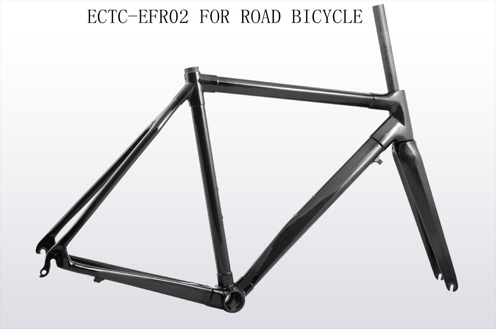 ECTC-EFR02 Carbon Bicycle Road Frame
