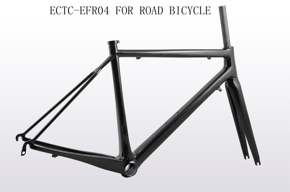 ECTC-EFR04 Carbon bicycle Frame for Road