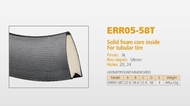 ECTC-ERR05-58Tubular Rim