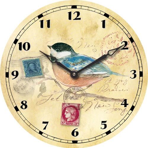 Bird Wall Clocks