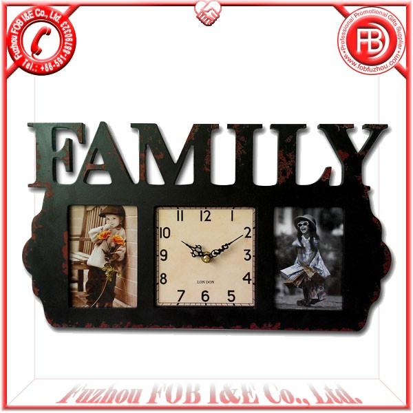 Antique Wooden Clock/Wood Clock WA1205016