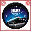 Slim Car Wall Clock