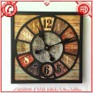 Antique Wooden Clock/Wood Clock WAP1205001