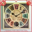 Antique Wooden Clock/Wood Clock WAP1205008