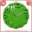 Raised Number Wall Clock WP20257G