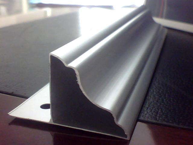 Aluminum alloy ceiling corner