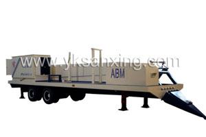 SX-914-400 No-girder K-span Arch Sheet Roll Forming Machine