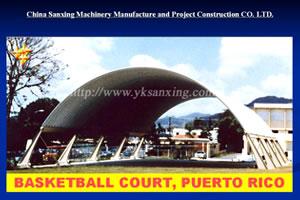SX-914-750 No-girder K-span Arch Sheet Roll Forming Machine