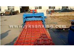 Corrugated Sheet Roll Forming Machine 840