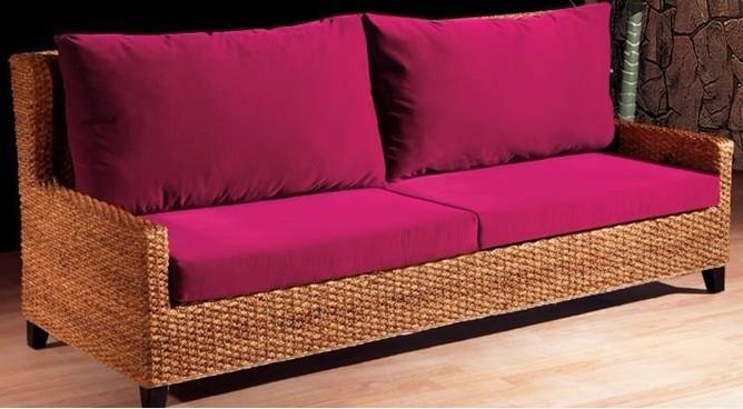 Good Modern Rattan Sofa