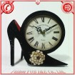 Shoes Shape Clock