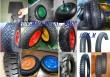rubber wheel, air wheel ,solid wheel,4.00-8.3.00-8