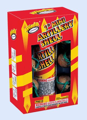 Artillery shells P8010