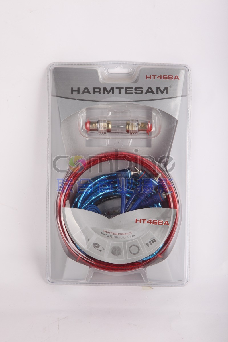 High Quality Of Ht 468a Amplifier Wiring Kit Car C Manufacturers