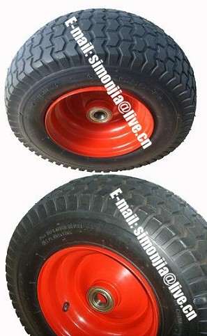 Pneumatic Tubeless Wheel 16
